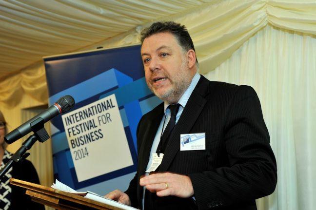 John McCarthy, International Festival of Business